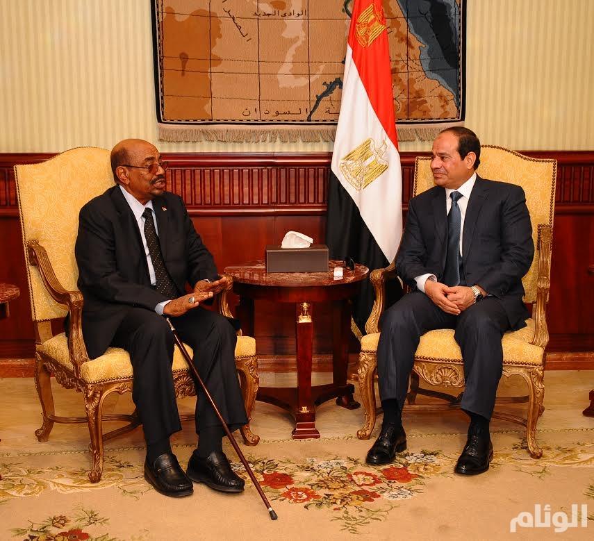 السيسي: أمن واستقرار السودان جزء لا يتجزأ من أمن واستقرار مصر