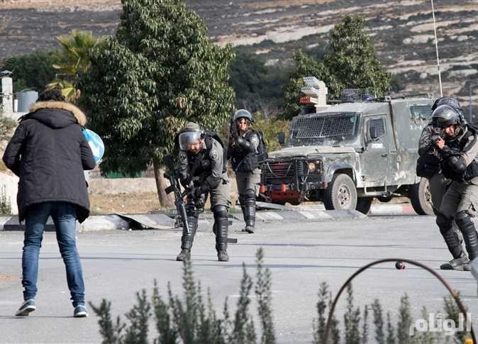 استشهاد 16 فلسطينيا برصاص جيش الإحتلال الإسرائيلي