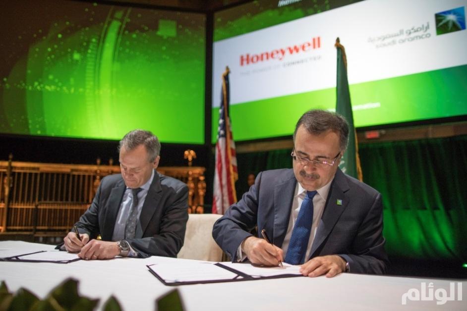 أرامكو السعودية تعقد اتفاقيات تجارية بأكثر من 10 مليارات دولار