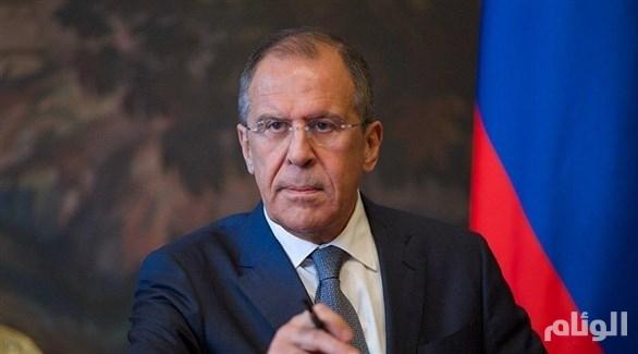 لافروف: روسيا ستواصل قصف إدلب متى دعت الحاجة