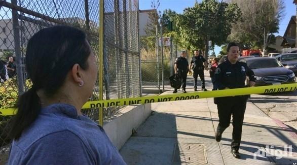 أستاذ في مدرسة أمريكية يُطلق النار على طلابه