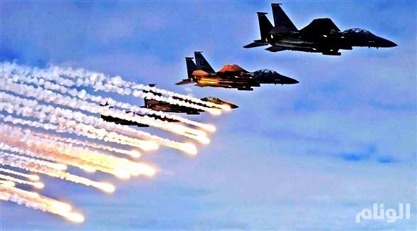 غارات التحالف العربي تفشل عملية إطلاق صاروخ باليستي