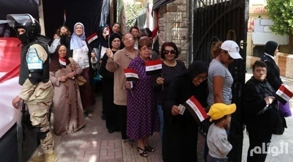 تقدم ساحق لـ«السيسي» في الانتخابات المصرية