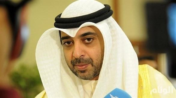 رسالة خطية من أمير الكويت لتميم بن حمد