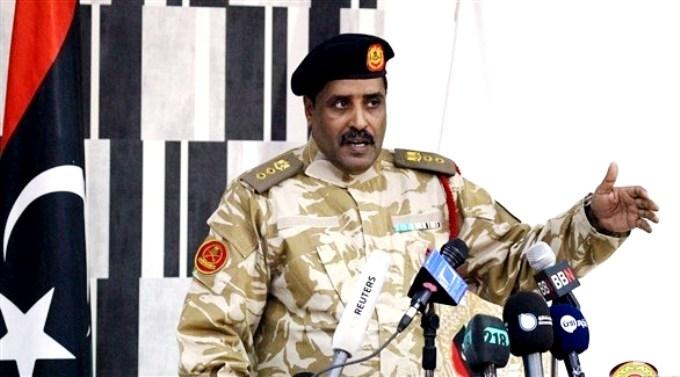 المتحدث باسم الجيش الليبي: تركيا تصدر الموت إلى ليبيا والمنطقة كلها