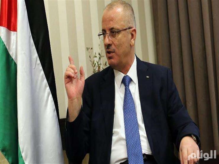 إلقاء عبوة ناسفة على موكب رئيس الوزراء الفلسطيني