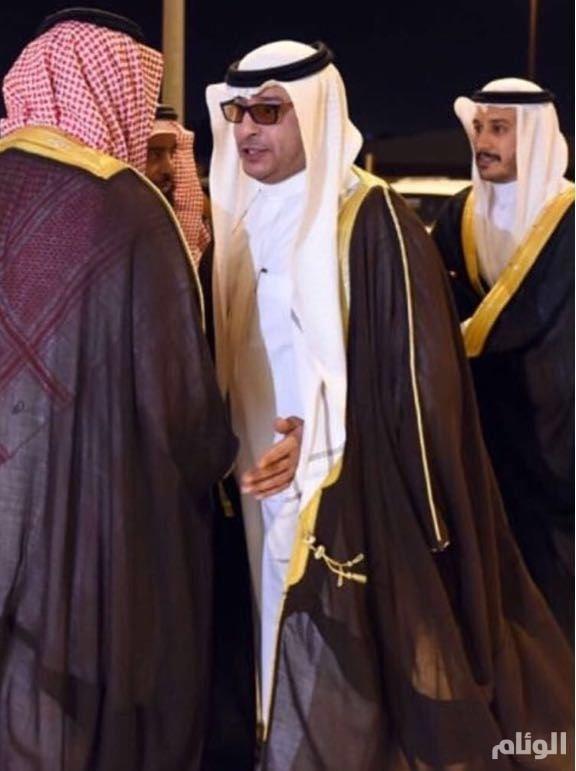 شاهد: أسرة القفاري والقني تحتفل بزواج محمد في قصر العزيزية