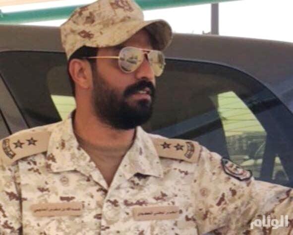 «عبد الله الغبيوي» إلى رتبة ملازم أول بالحرس الوطني