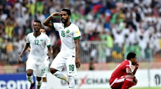 «السعودية» تتسلح بالعابد والمولد والشهري في كأس العالم