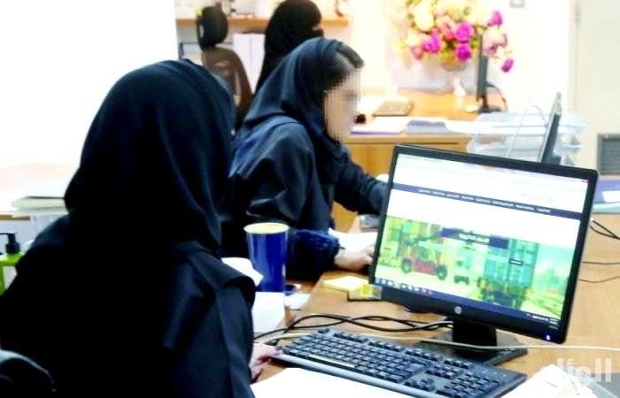 تفاصيل الوظائف الشاغرة للنساء بشركات القطاع الخاص