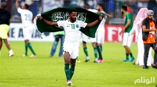 السعودية وروسيا يلعبان بـ«كرة فضائية»