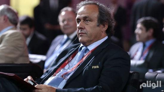 بلاتيني: لولا المؤامرة لكنت رئيس الفيفا