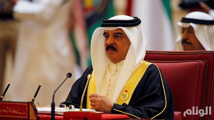 ملك البحرين: قطر تساوي شارعاً في مصر ولن تخرج عن السرب الخليجي