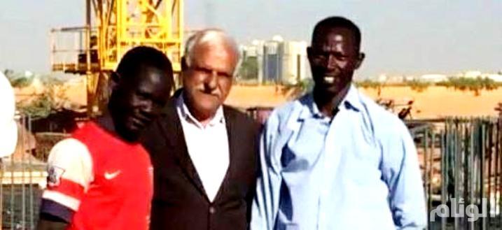 شاهد: ماذا يعمل وزير داخلية صدام حسين في السودان؟