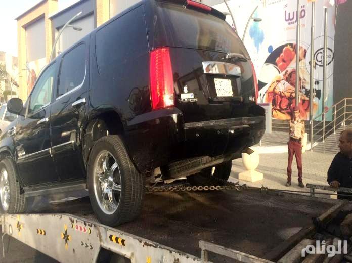 المرور السعودي: «552» مركبة وقفت بأماكن ذوي الاحتياجات