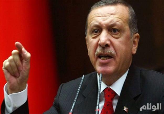 6 آلاف قضية بتهمة إهانة أردوغان في عام واحد فقط!