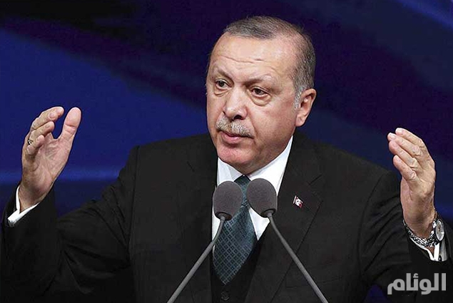 اردوغان يستجدى الأتراك: تصدوا للهجمات على عملتكم