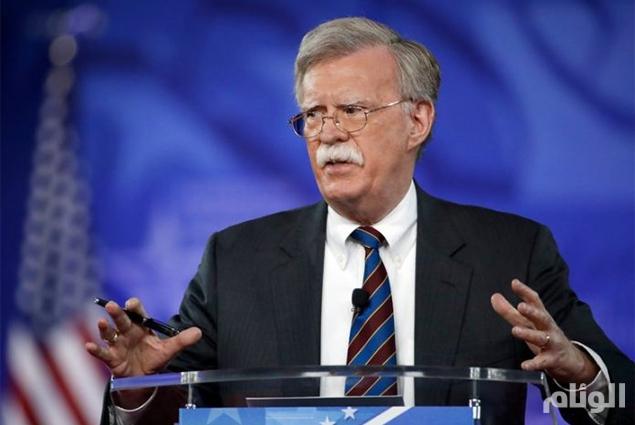 """مستشار الأمن القومي الأمريكي """"بولتون"""" : المحادثات مع السعودية مستمرة بشأن قضية خاشقجي"""