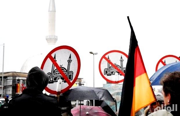 «950» هجوماً على المسلمين بألمانيا