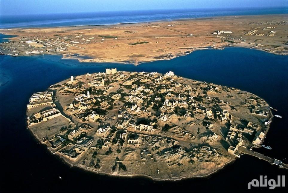 قطر تمول مشروع جزيرة سواكن الذي طلبه أردوغان