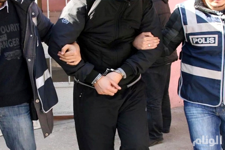 إعتقال «20» ضابطًا في سلاح الجو التركي