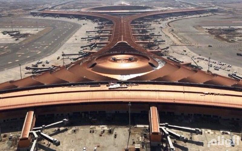 بطول 34 كيلو.. أنظمة متطورة لنقل الأمتعة بمطار الملك عبد العزيز الجديد