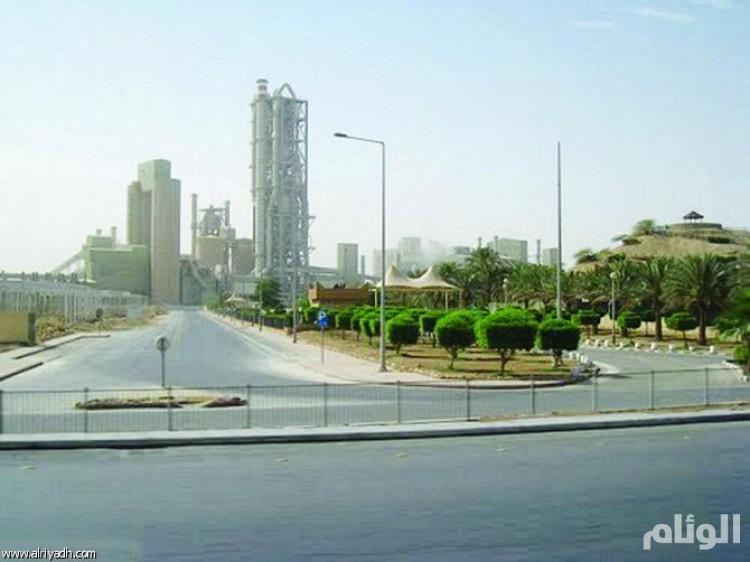 نقل مصنع إسمنت اليمامة لموقعه الجديد خارج الرياض