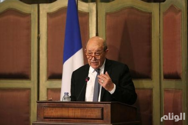اتفاق مصري فرنسي بشأن ليبيا