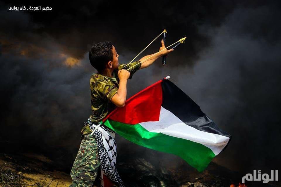 52 شهيدا فلسطينيا في مسيرة العودة الكبرى