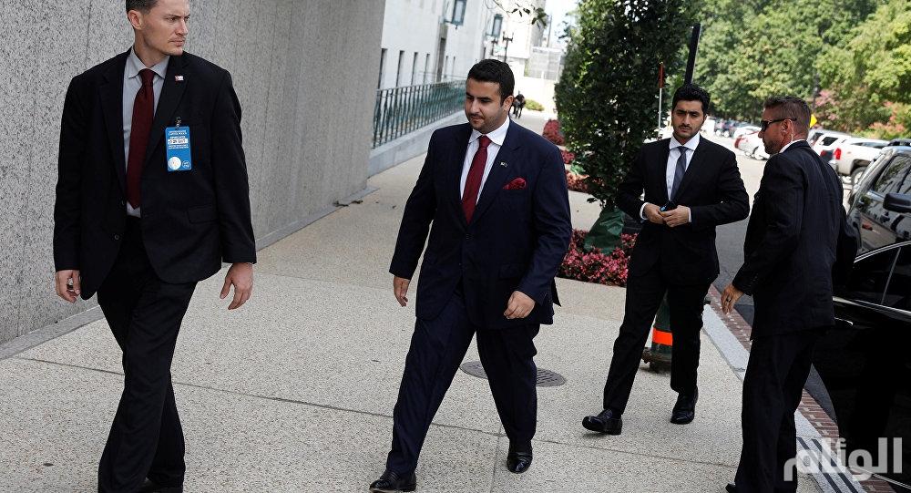 سفير المملكة بأمريكا: يجب التصدي لجرائم الأسد وإيران وحزب الله