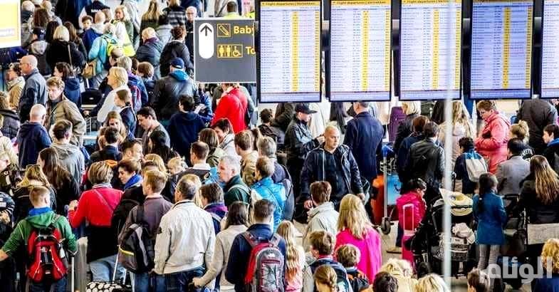 فوضى في مطار أمستردام بسبب انقطاع الكهرباء