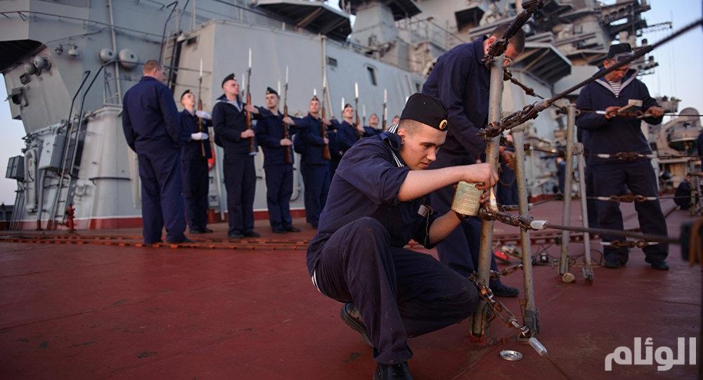 الأسطول الروسي: سنغرق حاملات الصواريخ الأمريكية خلال نصف ساعة