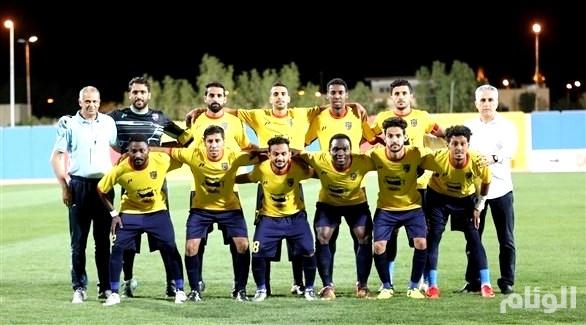 نقل مباريات فريق الحزم في دوري الأمير محمد بن سلمان