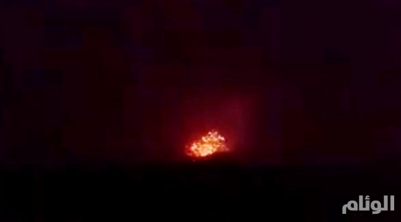 واشنطن تنفي قصف مواقع عسكرية بسوريا