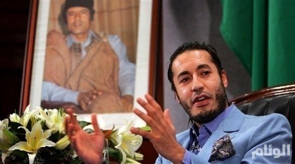 تبرئة الساعدي القذافي من قتل لاعب شهير سابق