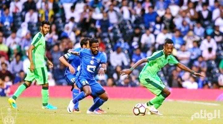 غيابات بالجملة في «كلاسيكو» الدوري السعودي