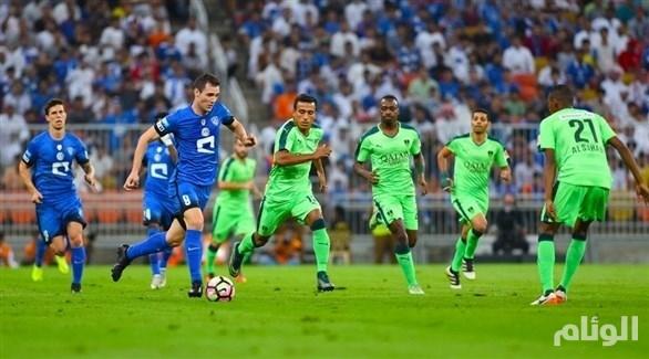 الدوري السعودي: الأهلي يواجه الهلال في مباراة الفرصة الأخيرة
