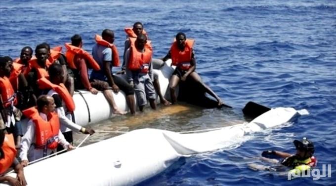 إنقاذ «202» مهاجرين قبالة سواحل ليبيا