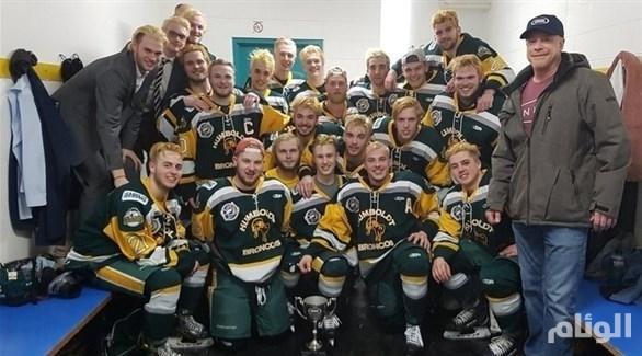 مصرع «14» لاعباً بحادث في كندا