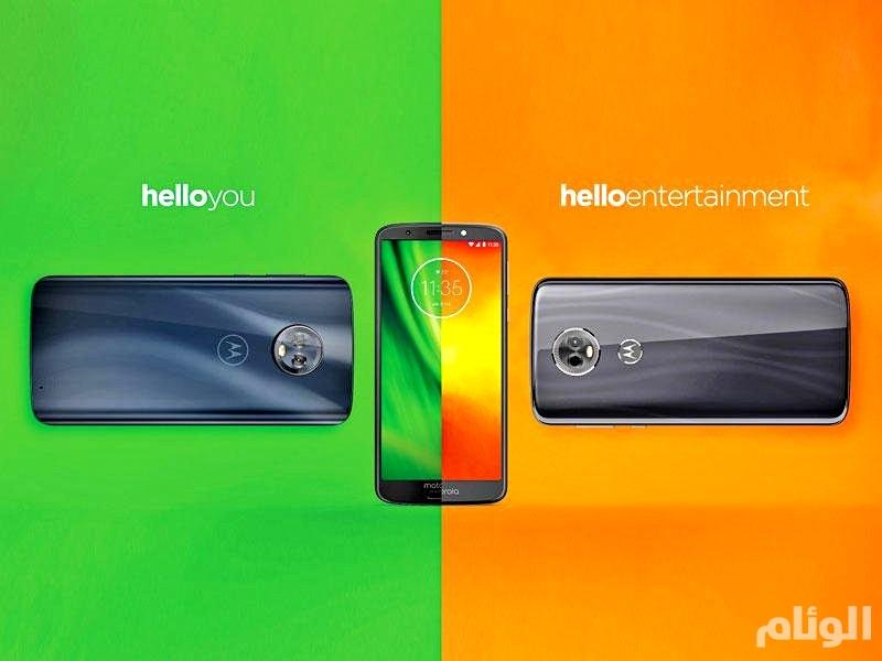 «موتورولا» تفاجئ الجميع بــ6 هواتف جديدة