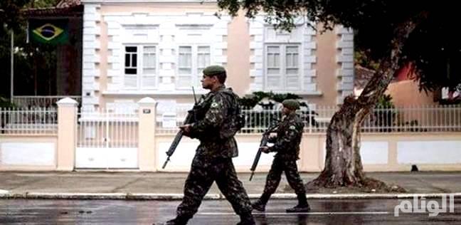 «20» قتيلاً بمحاولة هروب لنزلاء سجن بالبرازيل