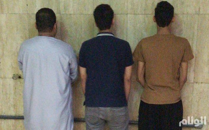 شرطة الرياض تنهي مغامرات سعودي ويمنيين في منفوحة