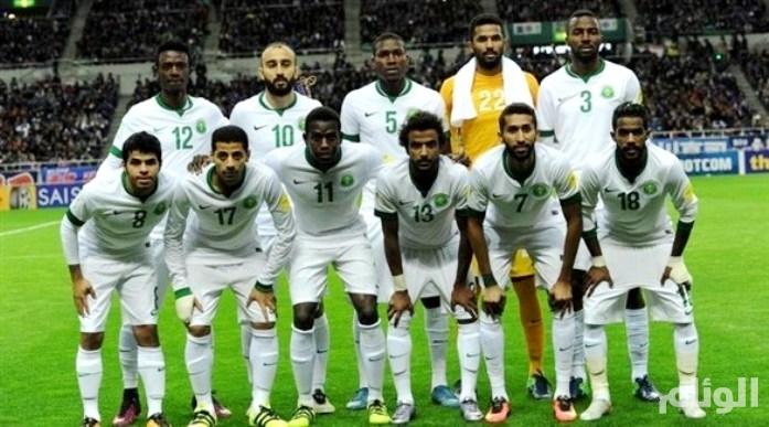 المنتخب السعودي يواصل تدريباته بمعسكر إسبانيا