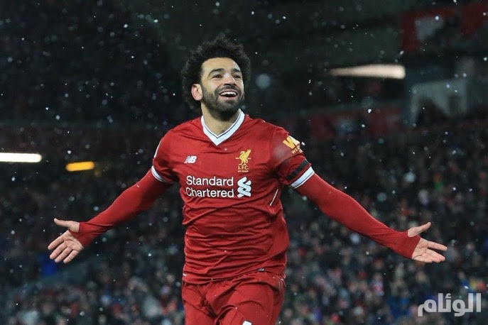 صلاح يحقق رقمًا جديدًا مع ليفربول