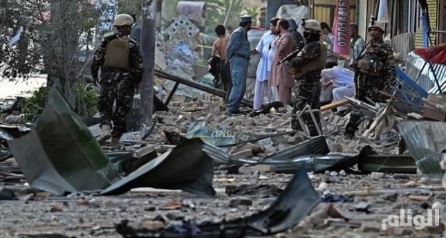 مقتل وإصابة «48» شخصاً في تفجيرات كابول