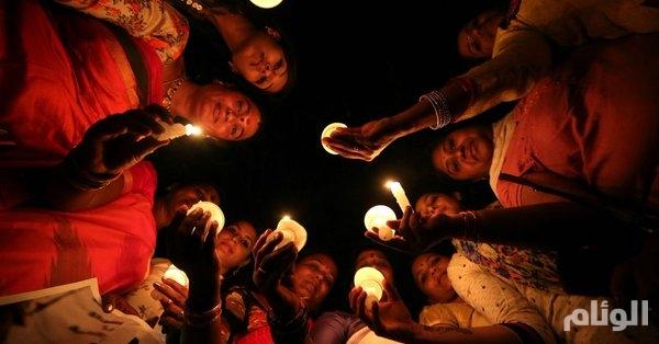 اغتصاب وقتل فتاة وطفلة مسلمتين في الهند