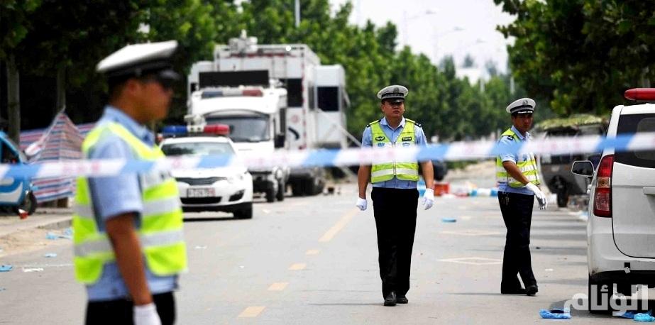 مقتل شخص وإصابة 11 في اعتداء على مدرسة بالصين