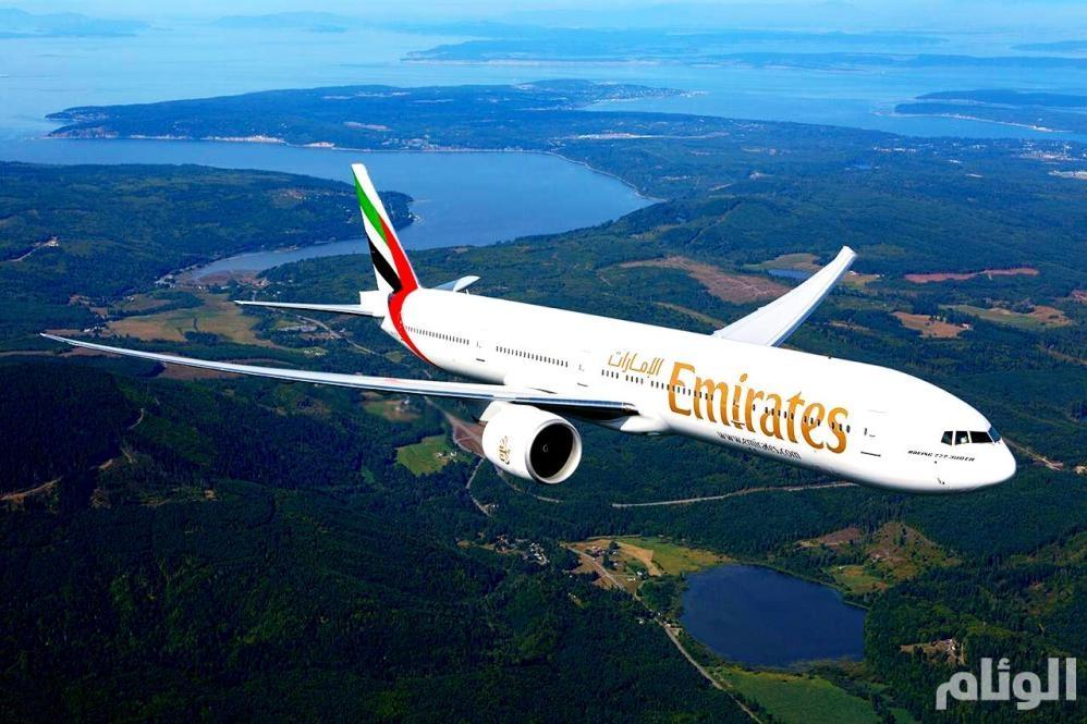إصابة نحو 10 ركاب بوعكة صحية في رحلة من دبي إلى نيويورك