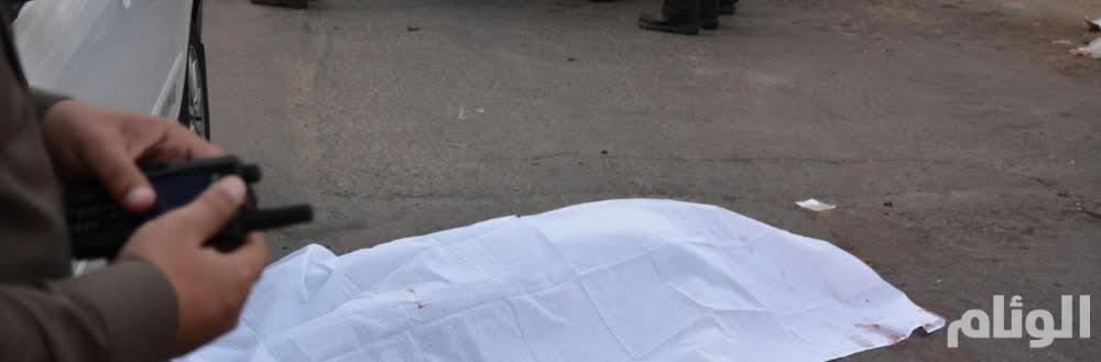 بالصور: مصرع إثيوبي وإصابة هندي بمكة المكرمة
