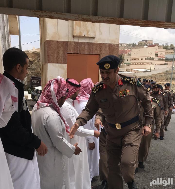 بإنقلاب مركبته: وفاة أحد رجال الدفاع المدني بالباحة
